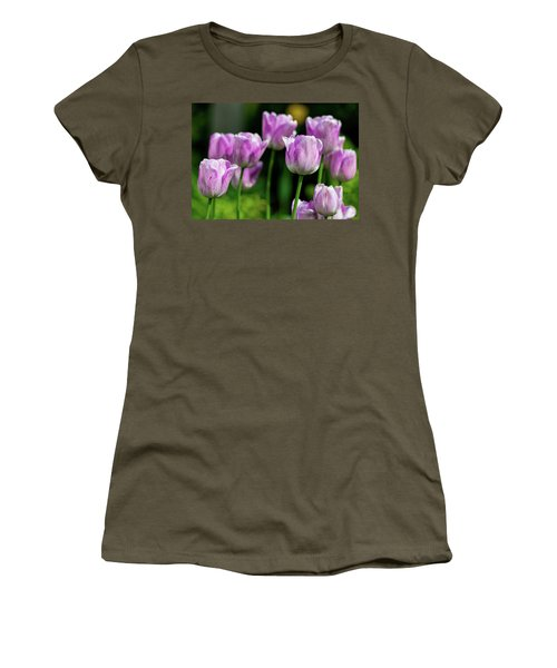 Springtime In Stratford Women's T-Shirt