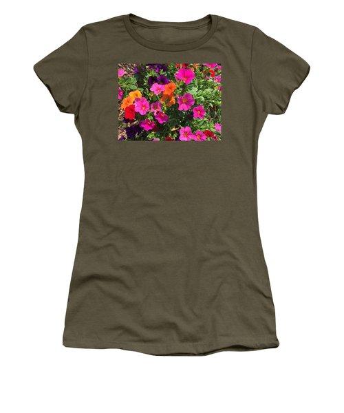 Springtime On The Farm Women's T-Shirt