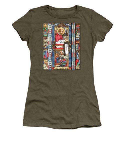 St. Francis De Sales Women's T-Shirt