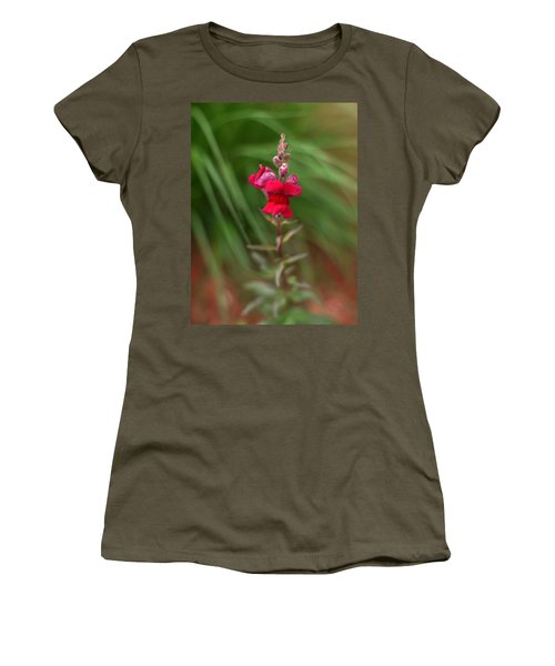St. Johns Park Flower 872 Women's T-Shirt (Athletic Fit)