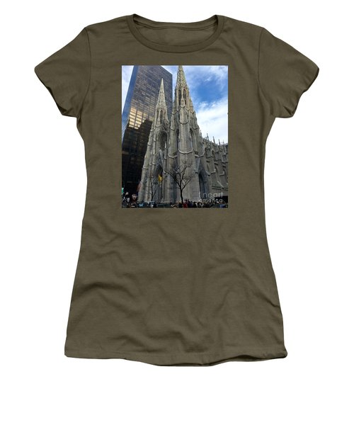 St. Patricks Cathedral Women's T-Shirt