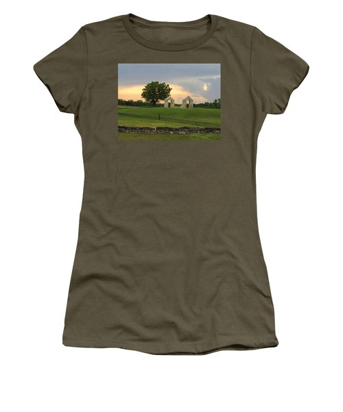 St. Patrick's Mission Church Memorial Women's T-Shirt