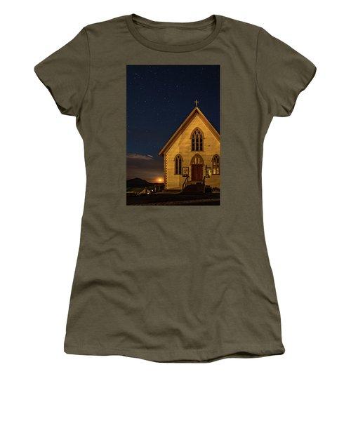 St. Paul's At Night Women's T-Shirt