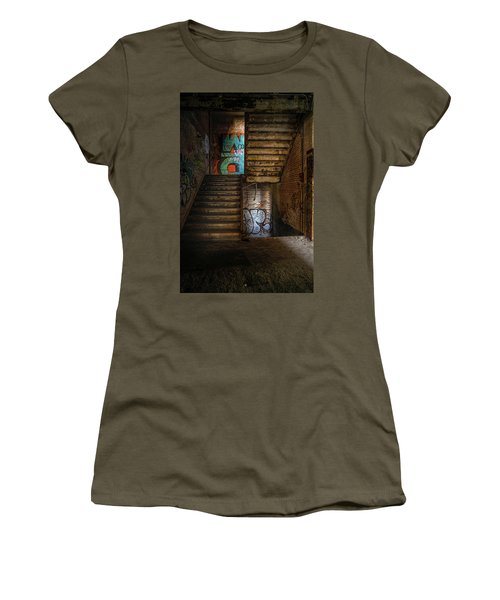 Stairwell Women's T-Shirt