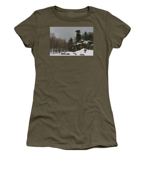 Standing Women's T-Shirt
