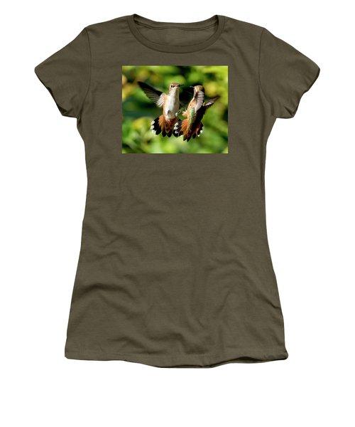 Standoff Women's T-Shirt