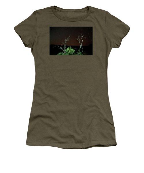 Star Light Star Bright Women's T-Shirt (Athletic Fit)