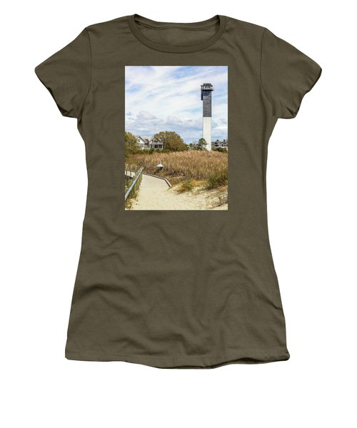 Station 18 On Sullivan's Island, Sc Women's T-Shirt