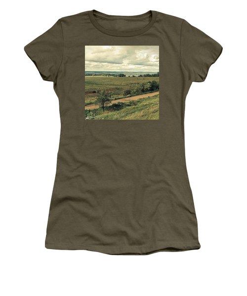Stausee Kelbra  #nature  #flowers Women's T-Shirt