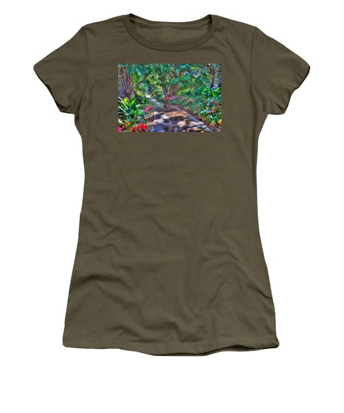 Stay On Your Path Women's T-Shirt
