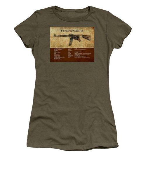 Stg 44 Sturmgewehr 44 Women's T-Shirt (Athletic Fit)