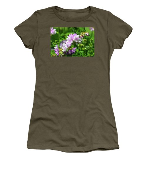 Still Growing  Women's T-Shirt (Athletic Fit)