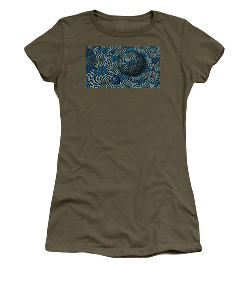 Still Motion Women's T-Shirt (Athletic Fit)
