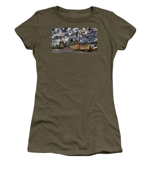 Stimson Lumber Mill Women's T-Shirt