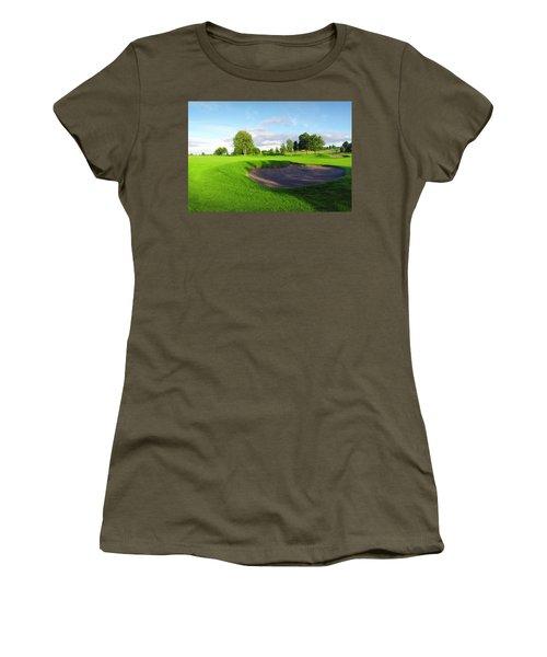 Stirling Golf Club 10th Women's T-Shirt (Junior Cut)