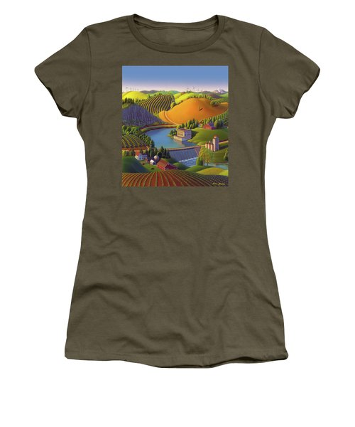 Stone City West Women's T-Shirt