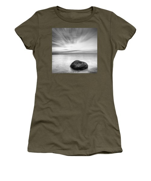 Stone In The Sea Women's T-Shirt