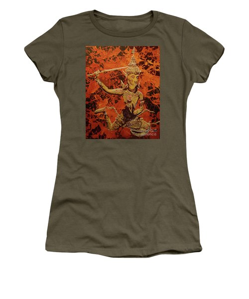 Stoned Love Women's T-Shirt (Junior Cut) by Stuart Engel