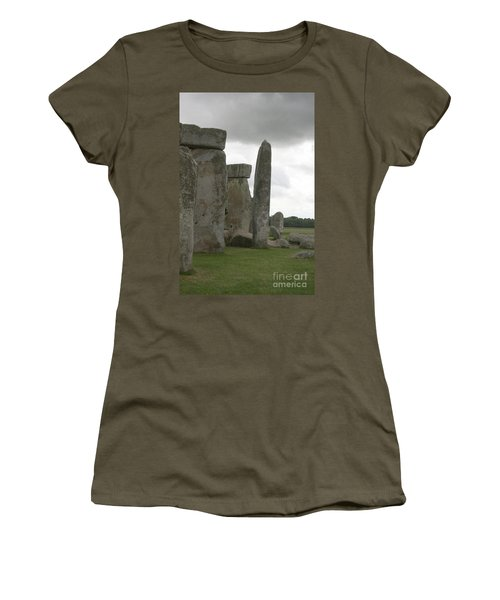 Stonehenge Side Pillars Women's T-Shirt