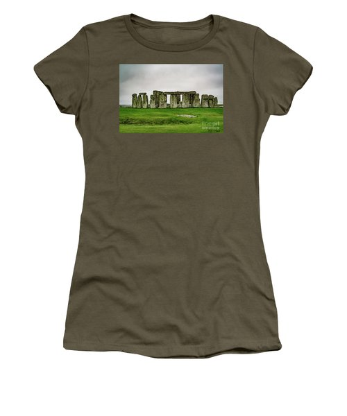 Stonehenge Women's T-Shirt (Athletic Fit)