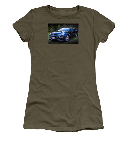 Women's T-Shirt (Junior Cut) featuring the photograph Storm by Keith Hawley