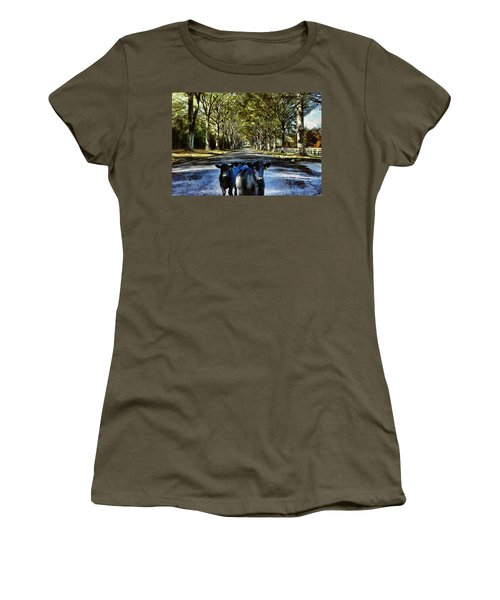 Street Cows Women's T-Shirt