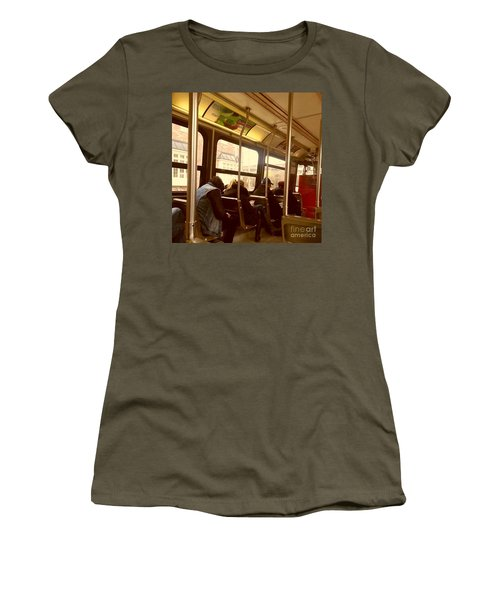 Streetcar Women's T-Shirt (Athletic Fit)