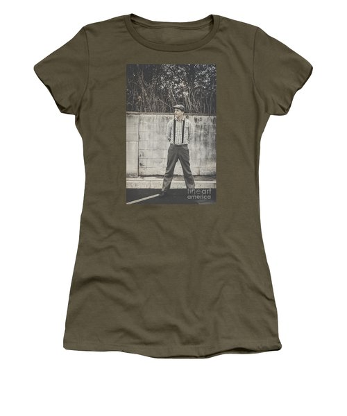 Streets Of Yore  Women's T-Shirt