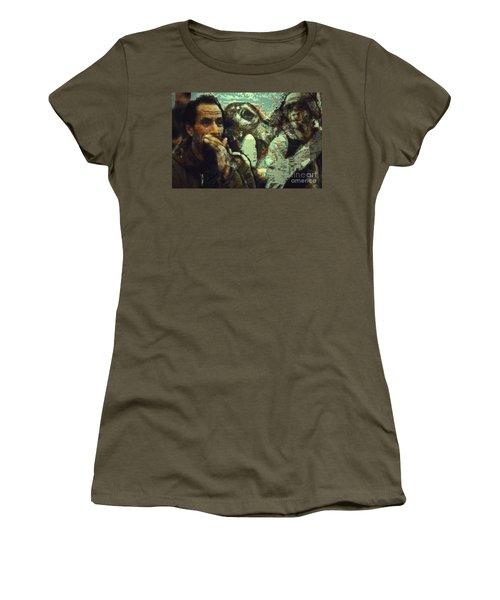 War On Three Women's T-Shirt