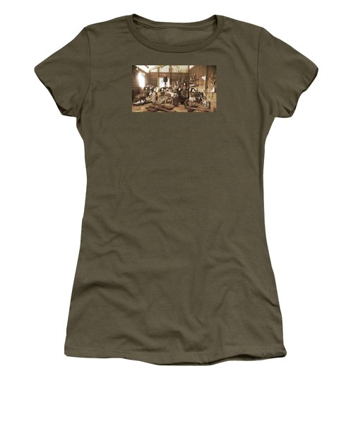 Studio Image Women's T-Shirt (Athletic Fit)