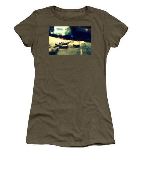 Studio Moments - Faders Women's T-Shirt
