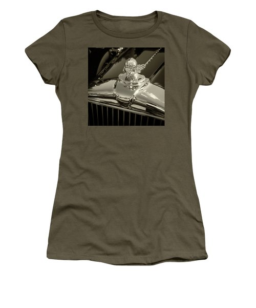Stutz Hood Ornament Women's T-Shirt