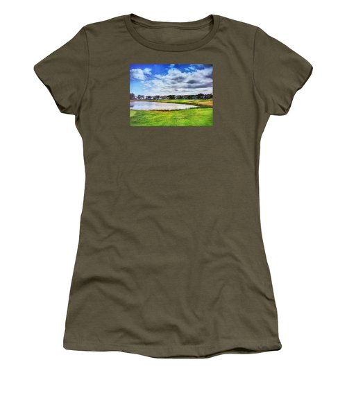 Suburbia Women's T-Shirt (Athletic Fit)