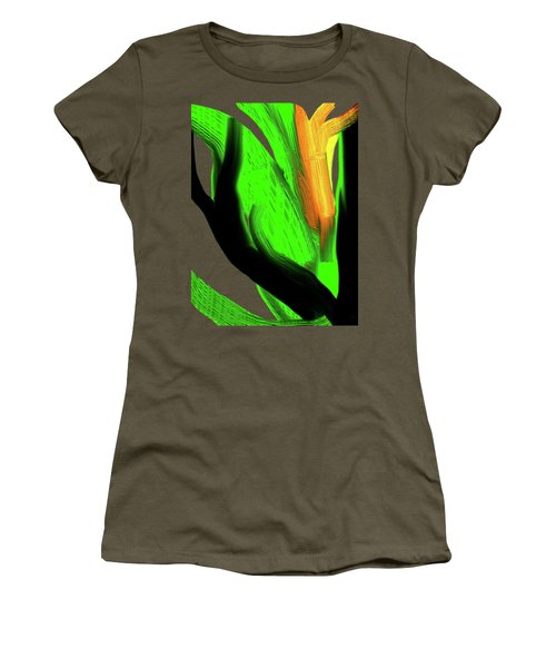 Succulents Women's T-Shirt (Junior Cut) by Asok Mukhopadhyay