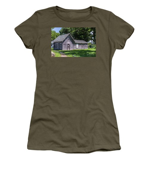 Sullender's Store Women's T-Shirt (Junior Cut) by Kathy McClure