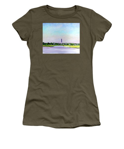 Sullivans Island Lighthouse Women's T-Shirt