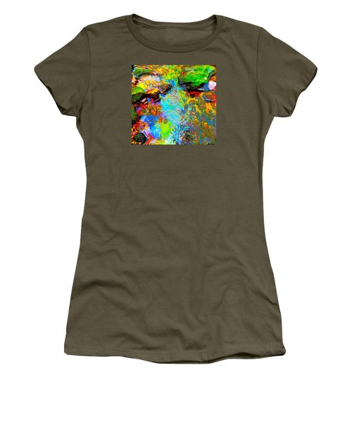 Summer 2015 Mix 3 Women's T-Shirt (Junior Cut) by George Ramos