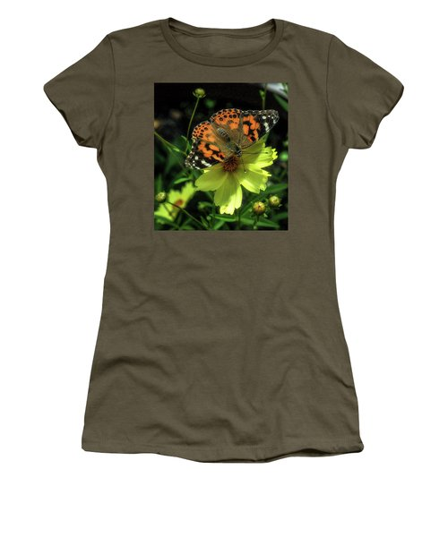 Summer Beauty Women's T-Shirt (Junior Cut) by Bruce Carpenter