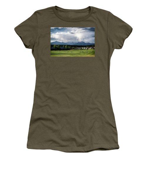 Summer Mountain Paradise Women's T-Shirt