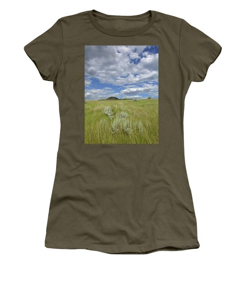 Summertime On The Prairie Women's T-Shirt