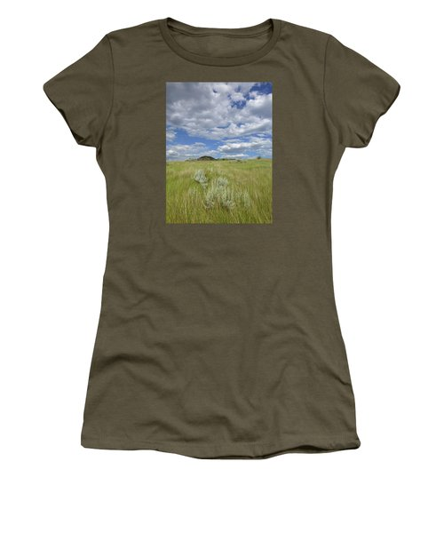 Summertime On The Prairie Women's T-Shirt
