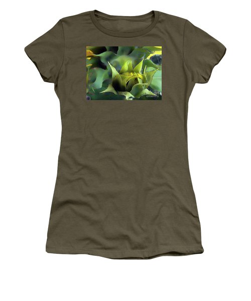 Sun Birthing Women's T-Shirt (Athletic Fit)