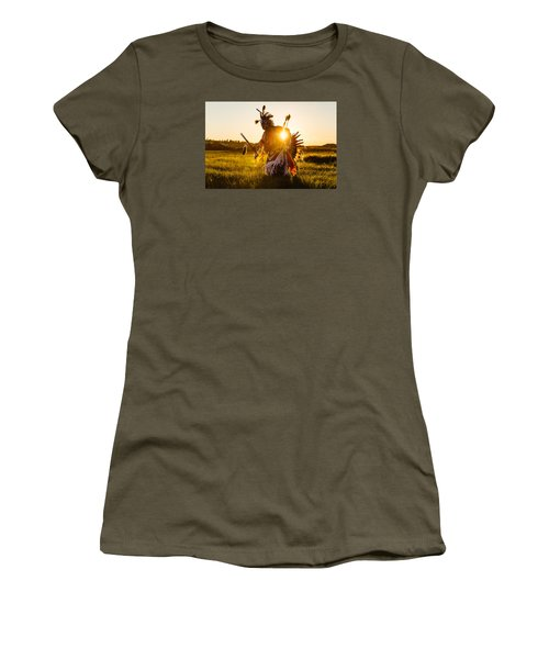 Sun Dance Women's T-Shirt