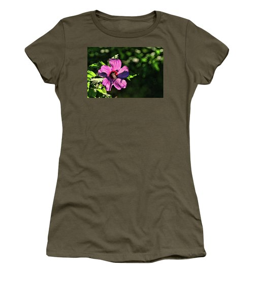 Sun Kissed Women's T-Shirt (Athletic Fit)