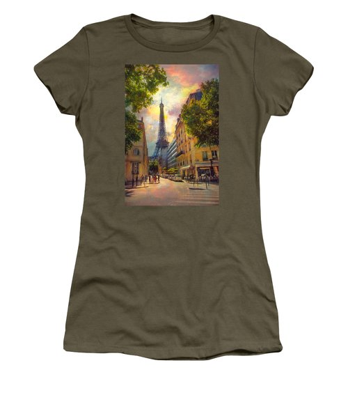 Sun Setting Women's T-Shirt