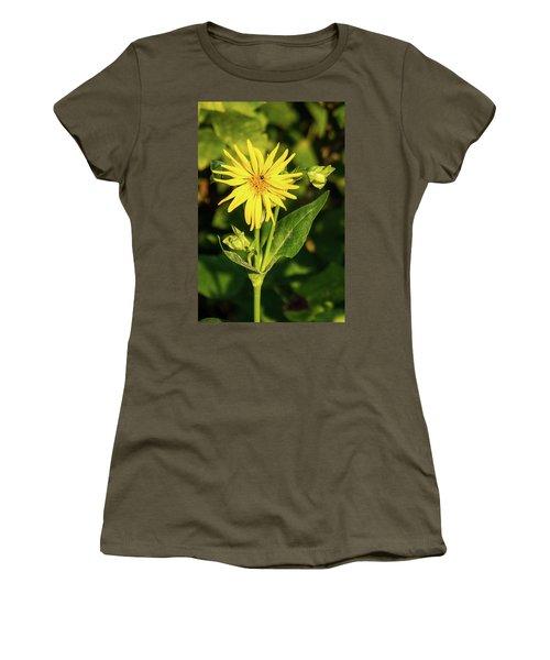 Sunbathing Women's T-Shirt