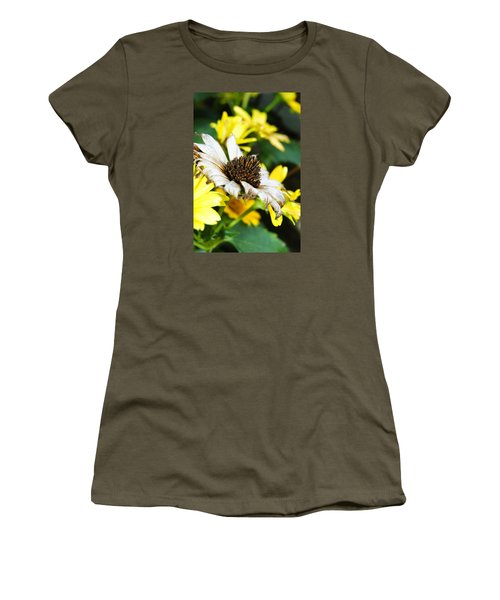 Sunflower Promise Women's T-Shirt (Athletic Fit)