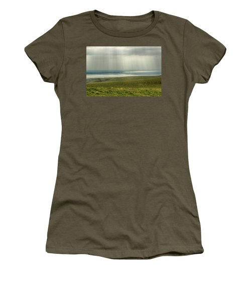 Sunlight On The Irish Coast Women's T-Shirt
