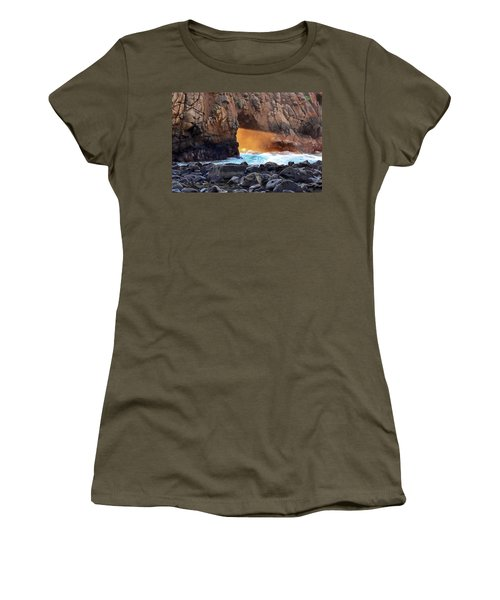 Sunlight Through  Women's T-Shirt