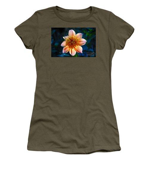 Sunlite Dahlia  Women's T-Shirt (Athletic Fit)